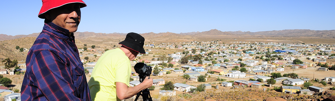 South African film-making